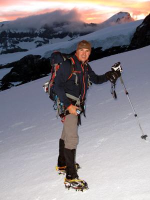 Monte Rosa Easy Mountain Guide Zermatt