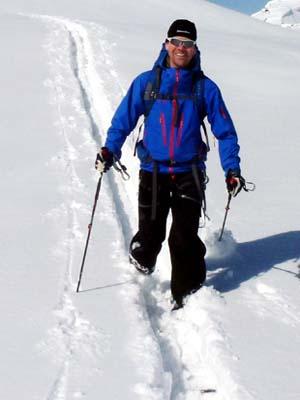 Ski Touring Mountain Guide Zermatt