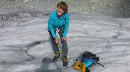Training Mountain Guide Zermatt